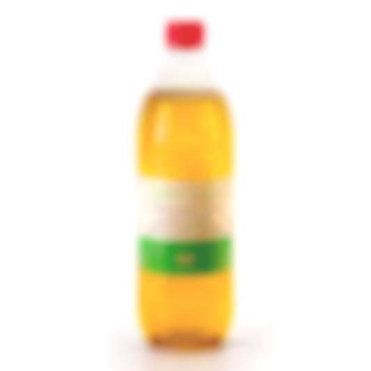 Льняное сыродавленное масло 1 л
